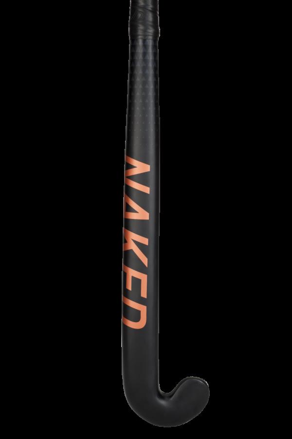 Naked Hockey - Elite Back