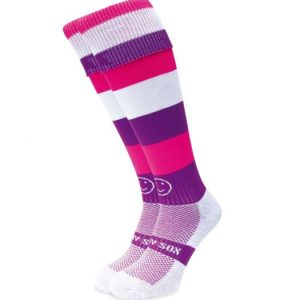 Purple Smoothie Hockey Sock