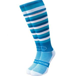 WackySox Hockey Socks Splashtastic