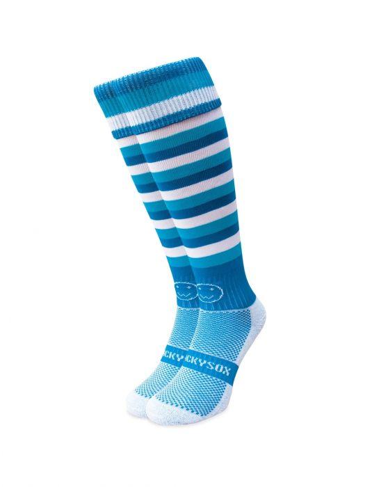 WackySox Hockey Socks Splashtastic