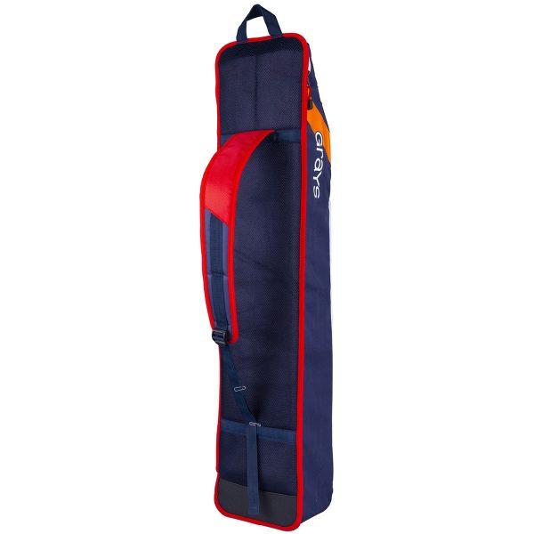 Grays Flash 500 Hockey Stickbag Red Navy Back