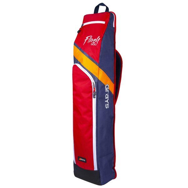 Grays Flash 500 Hockey Stickbag red navy