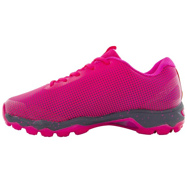 Grays Flight AST Hot Pink Hockey Shoe inside