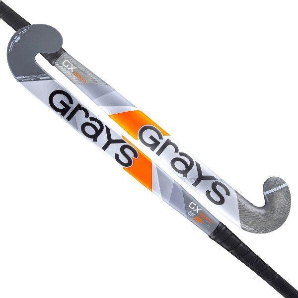 Grays GX3000 Ultrabow Hockey Stick Grey