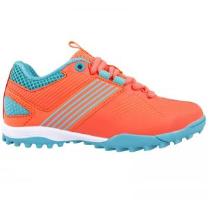 Grays Hockey Shoe Flash 2.0 Coral Teal