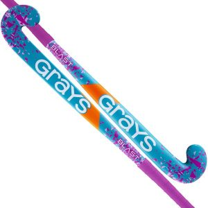 Grays Hockey Stick Blast Ultrabow Micro Pink Teal