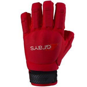 Touch Pro Fluo Red Left Hand Back