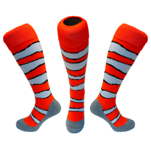 Nemo Orange Hockey Sock