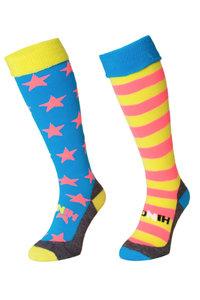 Stripes & Stars Hockey Socks