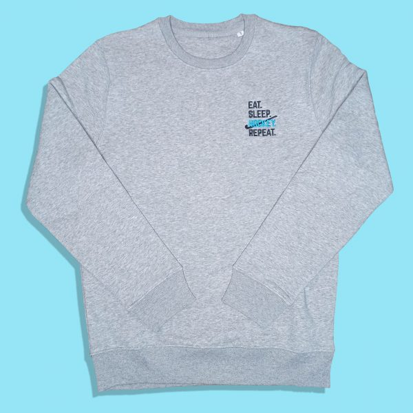 EAT SLEEP HOCKEY SWEATSHIRT