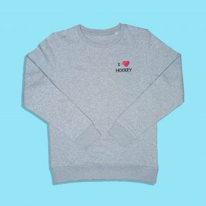 KIDS I HEART HOCKEY SWEATSHIRT